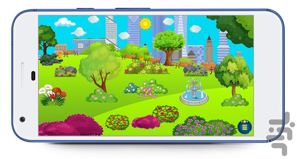 جوجه رنگی - عکس بازی موبایلی اندروید