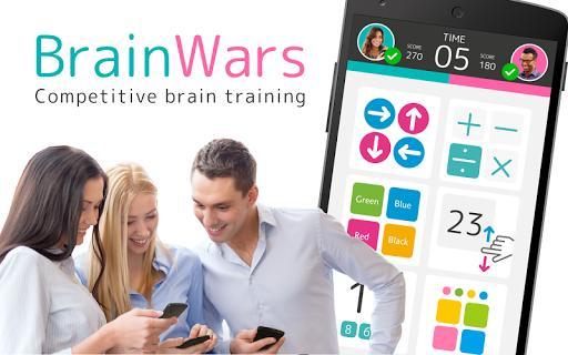Brain Wars - عکس بازی موبایلی اندروید