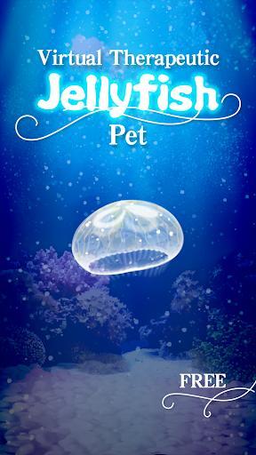 Jellyfish Pet - عکس بازی موبایلی اندروید