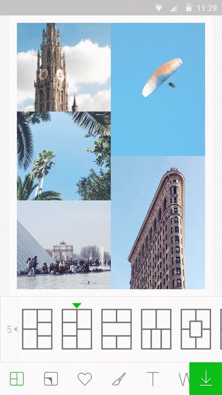 LINE Camera - عکس برنامه موبایلی اندروید