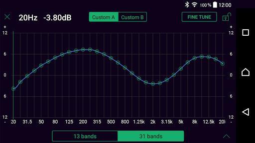Sound Tune - عکس برنامه موبایلی اندروید