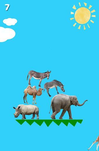 Animal Tower - عکس بازی موبایلی اندروید