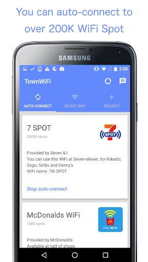 TownWiFi by GMO | WiFi Everywhere - عکس برنامه موبایلی اندروید