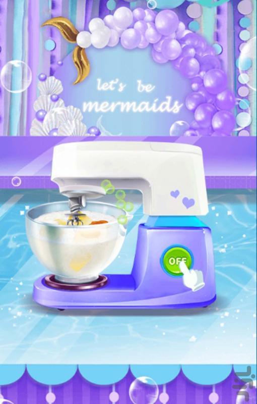 آشپزی پخت کیک تولد - عکس بازی موبایلی اندروید