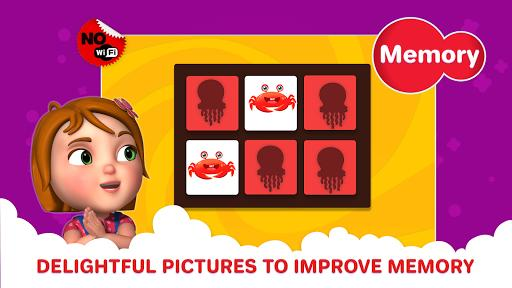 ABC Song - Rhymes Videos, Games, Phonics Learning - عکس برنامه موبایلی اندروید