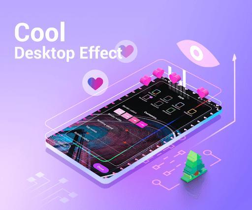 3D Launcher - Your Perfect 3D Live Launcher - عکس برنامه موبایلی اندروید