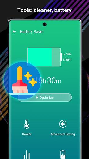 Perfect Note20 Launcher for Galaxy Note,Galaxy S A - عکس برنامه موبایلی اندروید