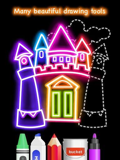 Learn to Draw Princess - عکس بازی موبایلی اندروید