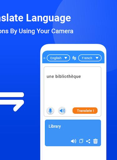 Speak and Translate Languages - عکس برنامه موبایلی اندروید