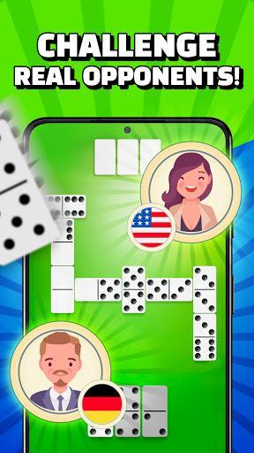 Dominoes - Board Game Classic - عکس بازی موبایلی اندروید