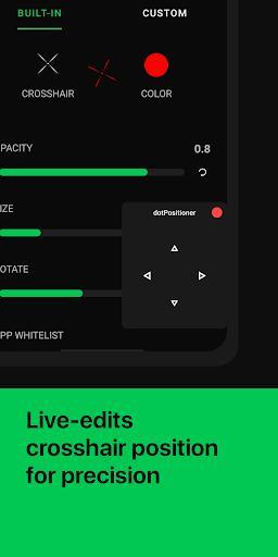 Crosshair Hero - عکس برنامه موبایلی اندروید