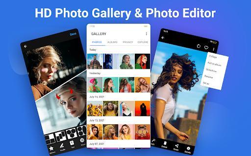 Gallery - Photo Gallery, Album - عکس برنامه موبایلی اندروید