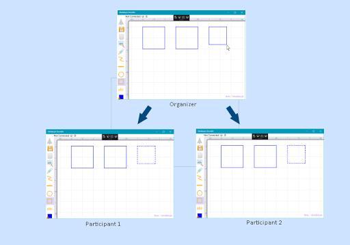 Mediabyte Whiteboard - عکس برنامه موبایلی اندروید