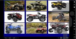 موتور های چهار چرخ - عکس بازی موبایلی اندروید