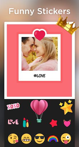 Photo Collage & Grid, Pic Collage Maker-Quick Grid - عکس برنامه موبایلی اندروید