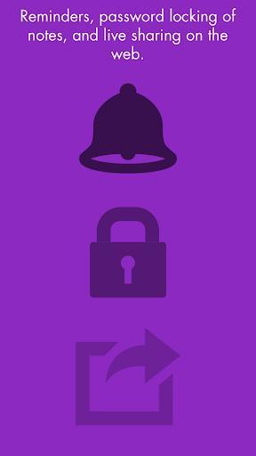 MobisleNotes - Notepad - عکس برنامه موبایلی اندروید