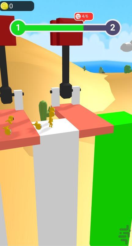 گذرگاه مرگبار - عکس بازی موبایلی اندروید