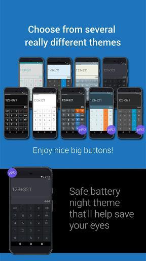 Mobi Calculator free & AD free! - عکس برنامه موبایلی اندروید