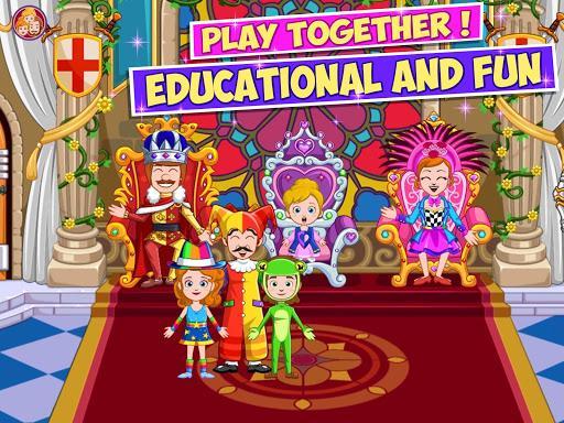 My Little Princess Castle – خانهی عروسکی پرنسس کوچولو - عکس بازی موبایلی اندروید