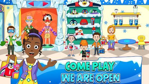 My Town: Fun Amusement Park Game for Kids - Free - عکس بازی موبایلی اندروید