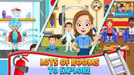 Firefighter, Fire Station & Fire Truck - Kids Game - عکس بازی موبایلی اندروید