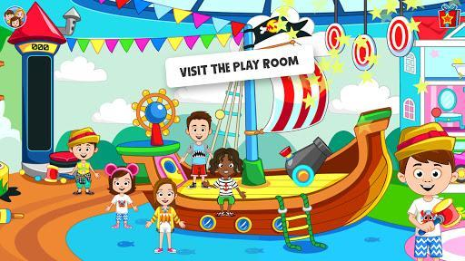 My Town : Hotel Games for Kids - عکس بازی موبایلی اندروید