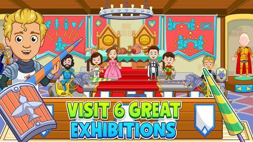 My Town : Museum - History & Science for Kids NEW - عکس بازی موبایلی اندروید