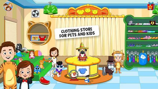 My Town : Pets, Animal game for kids - عکس برنامه موبایلی اندروید