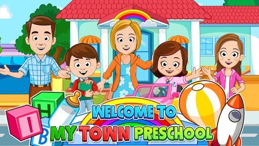 My Town: Preschool Game - Learn & Fun at School - عکس بازی موبایلی اندروید