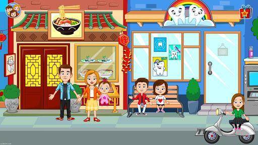 My Town: After School Neighborhood Street - عکس بازی موبایلی اندروید