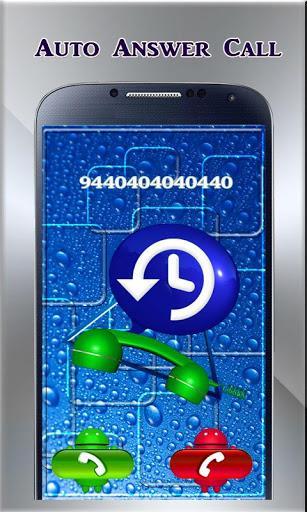 Auto Answer Call - عکس برنامه موبایلی اندروید