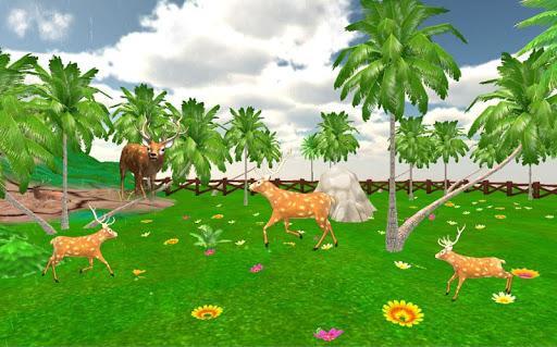 Deer Hunting Jungle War - عکس بازی موبایلی اندروید