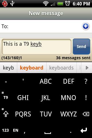 English for Smart Keyboard - عکس برنامه موبایلی اندروید
