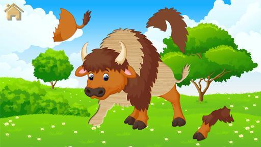 Kids Puzzles - عکس بازی موبایلی اندروید