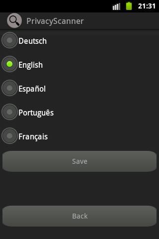 Privacy Scanner (AntiSpy) Free - عکس برنامه موبایلی اندروید