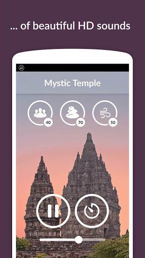 Meditation Music - Relax, Yoga - عکس برنامه موبایلی اندروید