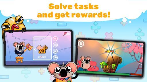 Fun Math: master math facts in cool game! - عکس بازی موبایلی اندروید