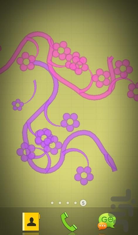 گل گلی - عکس برنامه موبایلی اندروید
