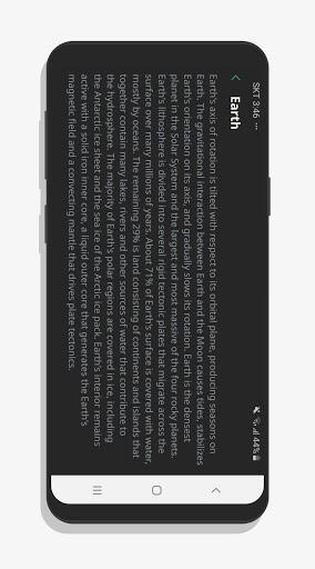 BlackNote Notepad Notes - عکس برنامه موبایلی اندروید