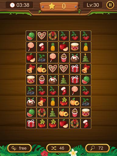 3 Link - Free Tile Puzzle & Match Brain Game - عکس بازی موبایلی اندروید