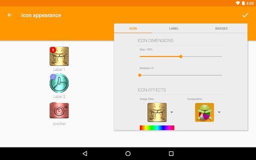ADW Launcher 2 - عکس برنامه موبایلی اندروید