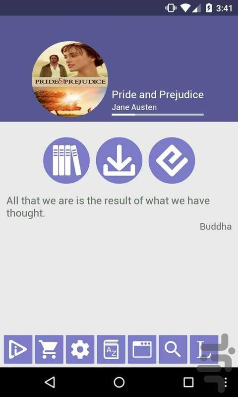 هرمس آموزش زبان انگلیسی - عکس برنامه موبایلی اندروید