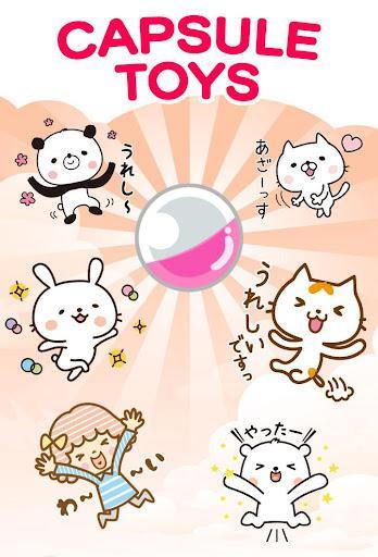 Cat Motchi Stickers en37 - عکس برنامه موبایلی اندروید