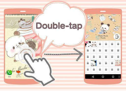 Wallpaper MOCHI MOCHI PANDA - عکس برنامه موبایلی اندروید