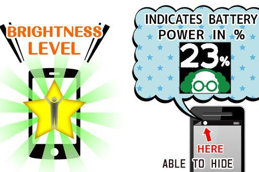 Battery saver & Battery widgets : Mischief - عکس برنامه موبایلی اندروید