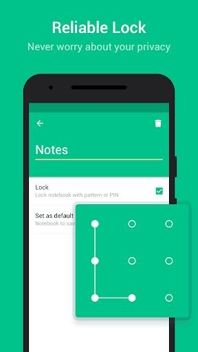 GNotes - Note, Notepad & Memo - عکس برنامه موبایلی اندروید