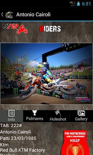 IMXGP - عکس برنامه موبایلی اندروید