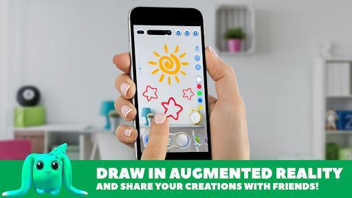 DEVAR - Augmented Reality App - عکس برنامه موبایلی اندروید