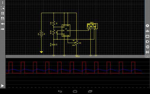 Droid Tesla Demo - Image screenshot of android app