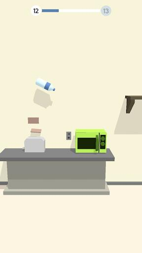 Bottle Flip 3D - عکس بازی موبایلی اندروید